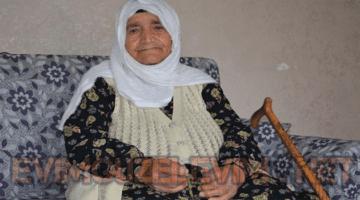 80 Yaşında Eşinden Ayrılan Teyze